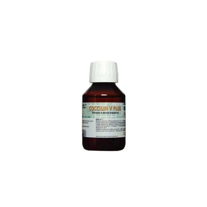 Coccilin V Plus 100ml