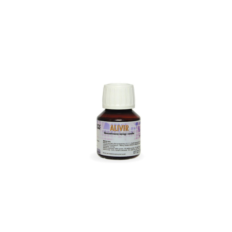Turbo Alivir 100ml Exotic