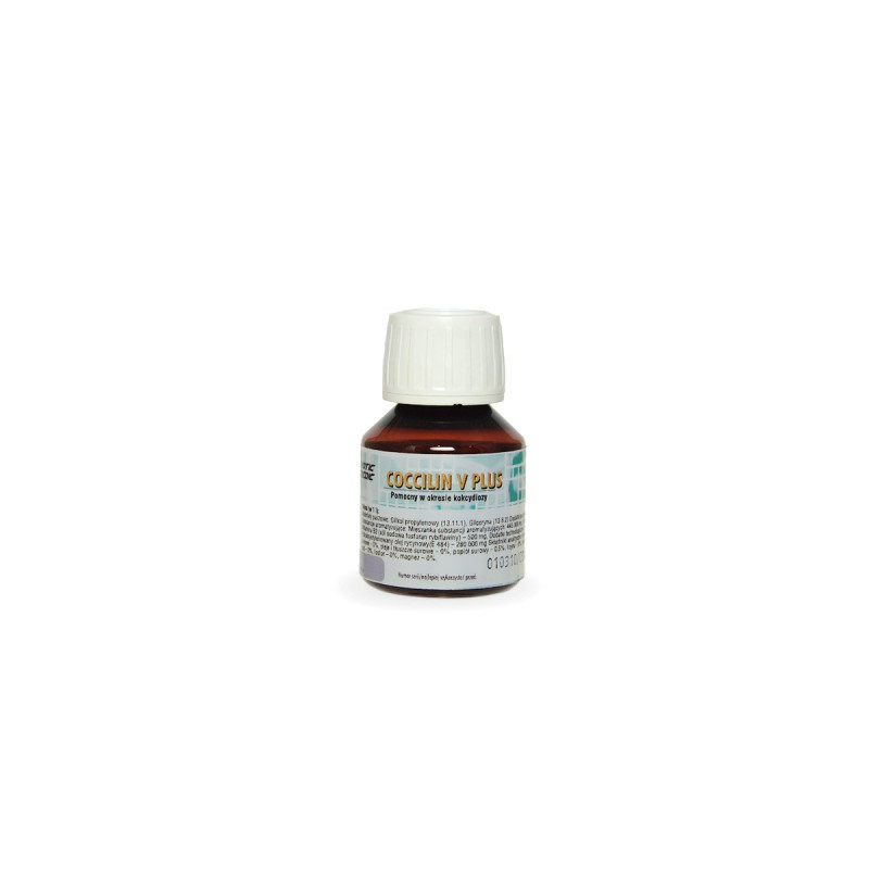 Coccilin V Plus 50ml Exotic
