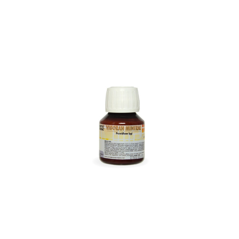 Vigoran Mineral 50ml Exotic