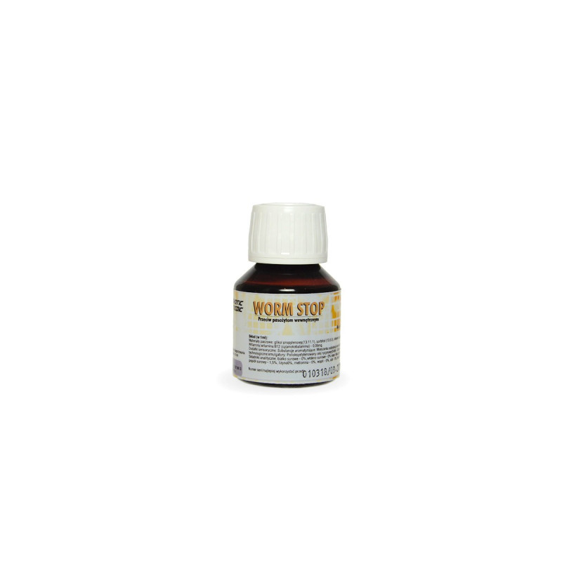 Worm Stop 50ml Exotic